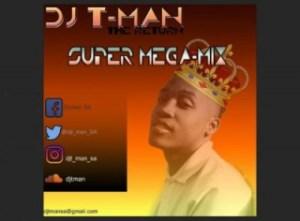 DJ T-Man - Yilili ft. Khobzn Kiavalla